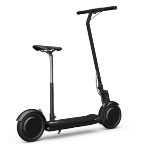 10  electric scooter black 4